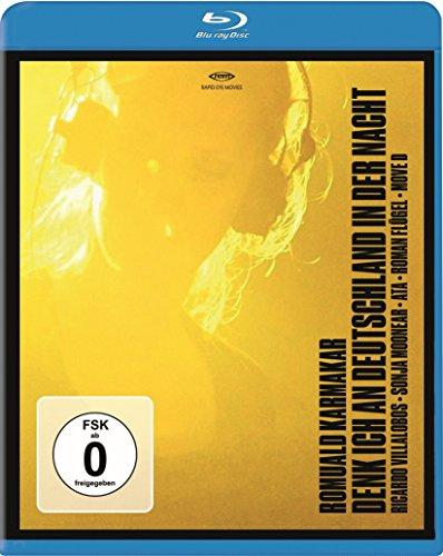 Preisvergleich Produktbild Denk ich an Deutschland in der Nacht - Techno und Clubkultur [Blu-ray]