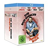 Die Bud Spencer Jumbo Box [Blu-ray]