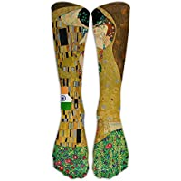 hat pillow Gustav Klimt The Kiss Compression Socks For Mens & Womens Unisex Comfortable Stockings For Sports