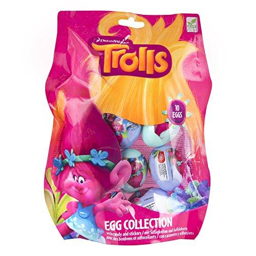 Collecte d'oeufs de Trolls (10 Les œufs)