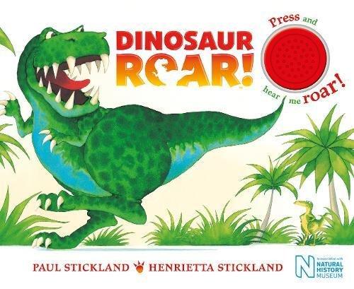 Image of Dinosaur Roar!: Single Sound Board Book