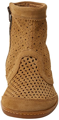 El Naturalista N262, Bottes Chelsea Femme Marron (Camel)