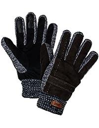 c8ff42c0458fb4 Sense42 | Winterhandschuhe | Touchscreen Handschuhe | Unisex, Damen und  Herren | Wildleder Imitat und