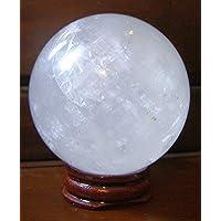 Healing Crystals India®: Natürliche 50–60 mm polierte Kristallkugel Metaphysische Heilung, Mineralstein Feng Shui... preisvergleich bei billige-tabletten.eu