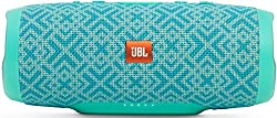 JBL Charge 3 Powerful Portable Speaker with Built-in Powerbank(Mosaic)