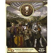 Murder in Baldur's Gate (Sundering adventure, 1) (D&d Adventure)