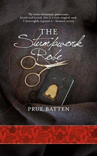 The Stumpwork Robe (The Chronicles of Eirie Book 1) (English Edition)