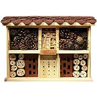 Luxus-Insektenhotels Nichoirs de qualité supérieure pour insectes