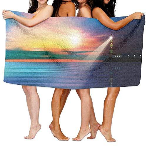 Frottiertücher Strandtücher, Microfiber Bath Towel Beach/Bath/Pool Towel 51.2