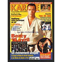 KARATE BUSHIDO [No 256] du 01/04/1998 - KARATE - FRANCE - USA ET RUSSIE - FRANCISCO FILHO - AMELIOREZ VOTRE TECHNIQUE AU SOL PAR RESTOUX - HOFFER ET RUTEN - KICK BOXING