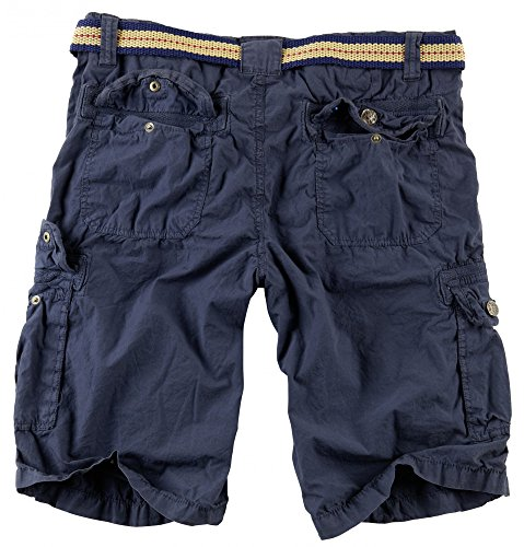 Surplus Herren Cargo Shorts Summer Navy