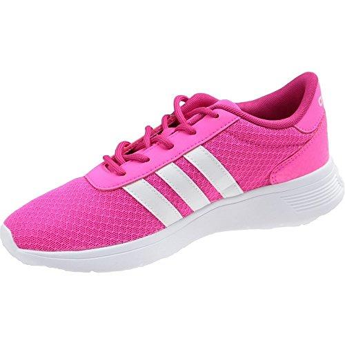 adidas Lite Racer W, Chaussures de Sport Femme Rose (Rosimp/ftwbla/rosfue)