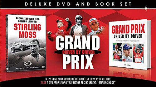 Deluxe Koch Set (GRAND PRIX DRIVER BY DRIVER DELUXE DVD AND BOOK SET)
