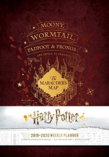 Harry Potter 2019-2020 Weekly Planner Harry Potter