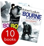 The Bourne Collection - 10 Books (Paperback) RRP £9.99