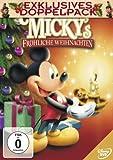 Weihnachtspack 3 - Mickys fröhliche Weihnachten + Elfen helfen [2 DVDs]