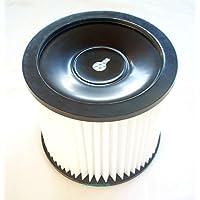 Filtro tinta Láminas filtro Arrugas poliéster filtro, Longlife, filtro lavable para Parkside pnts1400 E2