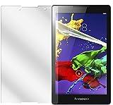 dipos I 2X Schutzfolie klar passend für Lenovo Tab 2 A8-50 Folie Displayschutzfolie