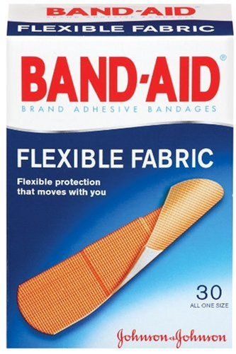 band-aid-pansement-adhesif-marque-bandages-tissu-souple-30-count-all-one-taille
