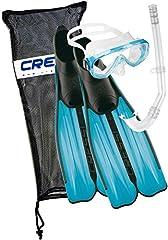 Cressi CA189243 Schnorchelset Test