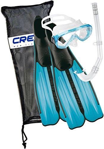 et Rondinella Bag, aquamarine, 35/36, CA189235 (Cressi Tauchen Bag)