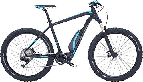 Herren E-Mountainbike Hardtail 27.5 Zoll - Kettler E-Bike Scarpia HT - Akkukapazität 500Wh, Shimano Deore XT Schaltung