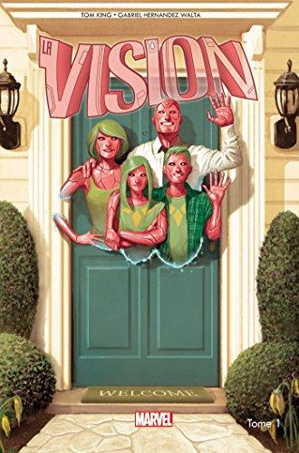 La Vision (1) : Un peu moins qu'un homme