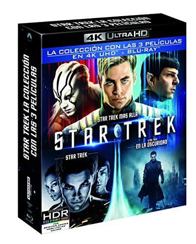 Trilogía Star Trek
