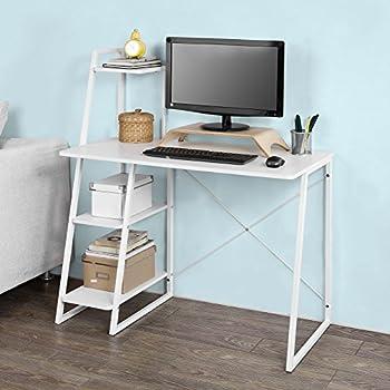 sobuy fwt12 n table pliante armoire avec table pliable int gr e table d 39 ordinateur table de. Black Bedroom Furniture Sets. Home Design Ideas