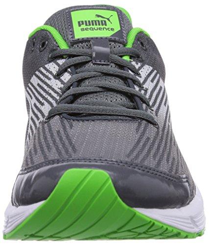 Grigia Puma Nella 03 Scarpe Stanza Per Sequenza verde Neon Sportive Uomo Speciale Di nero Grau Turbolenza 0xz1wH