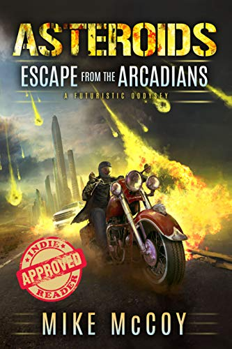 ASTEROIDS: Escape from the Arcadians (English Edition) -
