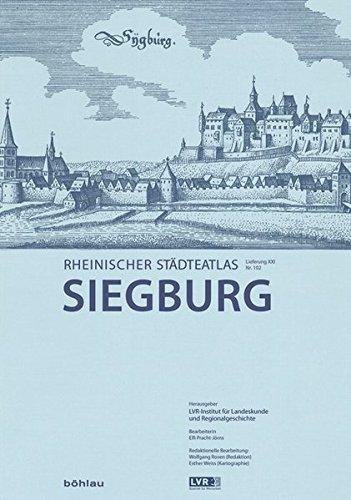 Siegburg (Rheinischer Städteatlas)