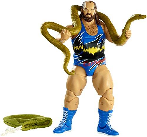 Mattel CHR83 - WWE - Elite Collection - 17.5cm Wrestling Figur - Earthquake [UK Import]