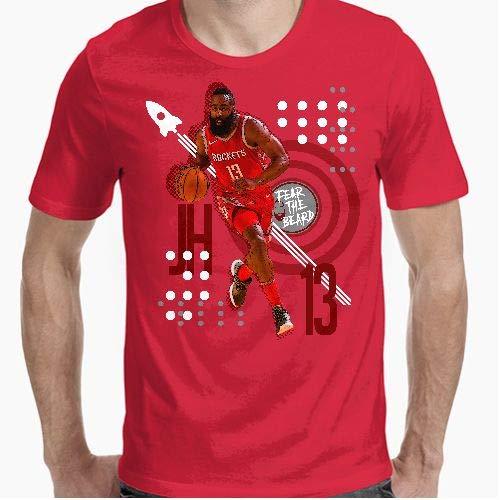 Camiseta - diseño Original - Harden - XL