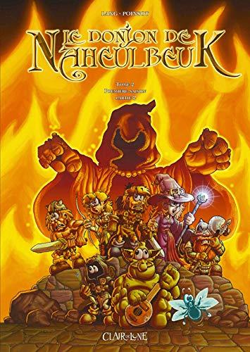 Le Donjon de Naheulbeuk, tome 2 : Première saison, partie 2