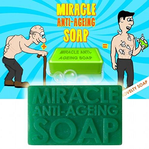 Savon Miracle - anti-vieillissement