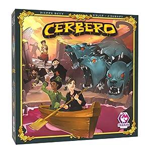 Tranjis Games - Cerbero - Juego de mesa (TRG-017cer)