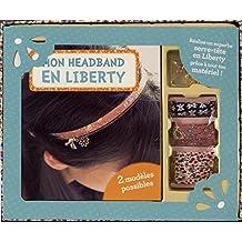 Mon superbe bijou - Mon superbe headband en liberty