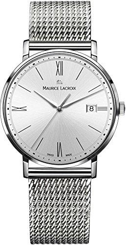 Maurice Lacroix Eliros EL1087-SS002-112-1 Reloj de Pulsera para hombres Plano & ligero