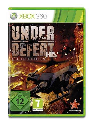 Under Defeat HD Deluxe Edition - [Xbox 360] (Deluxe Flight Simulator)