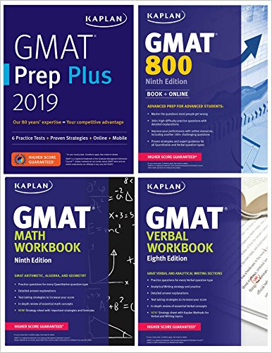 GMAT Complete 2019: The Ultimate in Comprehensive Self-Study for GMAT (Kaplan Test Prep)