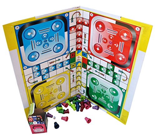 new-giant-ludo-board-large-mat-platform-dice-traditional-classic-board-game