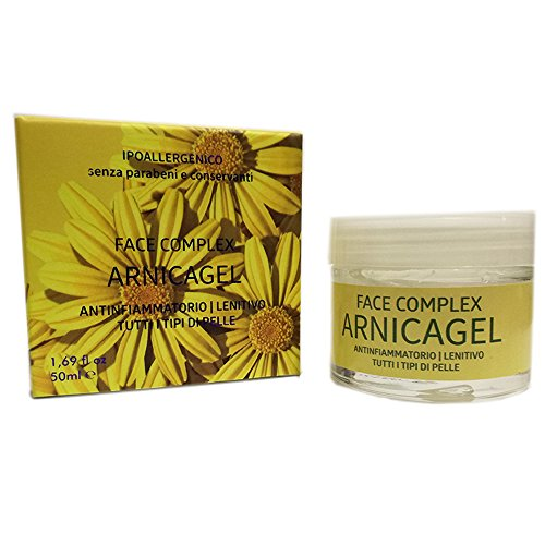 Face Complex - Crema Arnicagel antinfiammatorio lenitivo per tutti i tipi di pelle - 50ml 12m cod. L19917C