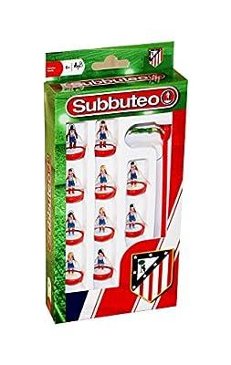 Subbuteo Team Box Atlético de Madrid (Eleven Force 81205)