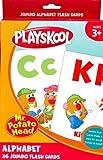 Playskool Jumbo Alphabet Cards - 26 Flash Cards