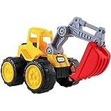 Partu-Véhicule Sans Piles-Camionnette Miniature-Modèle à l'échelle-Jeux de Construction pour Enfant 2-5 ans