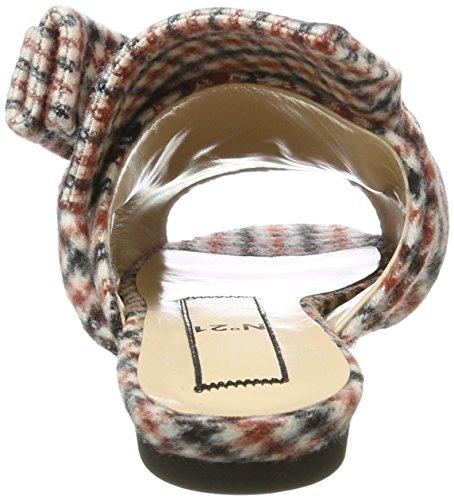 N. 21 - 8505.1, Scarpe col tacco Donna Mehrfarbig (Dis. 3)