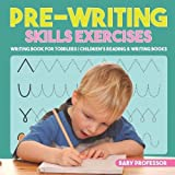Best Baby Professor Baby Learning Books - Pre-Writing Skills Exercises - Writing Book for Toddlers Review