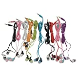 Best Panasonic Earbuds Athletic - JustJamz Kidz 2.0 Color Call with Mic Stereo Review