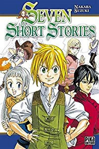 Seven Deadly Sins : Short Stories Edition simple One-shot